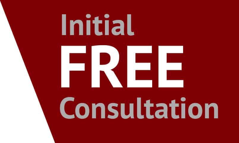 Initial Free Consultation